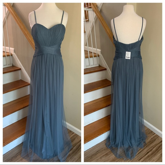 SORELLA VITA Dresses & Skirts - Sorella Vita 8728 slate size 12